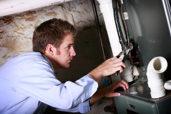 Furnace Service Technician in Goshen, Middletown, Warwick, Orange County NY