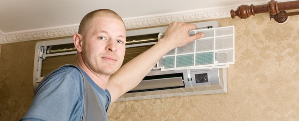 Adjusting Air Conditioner