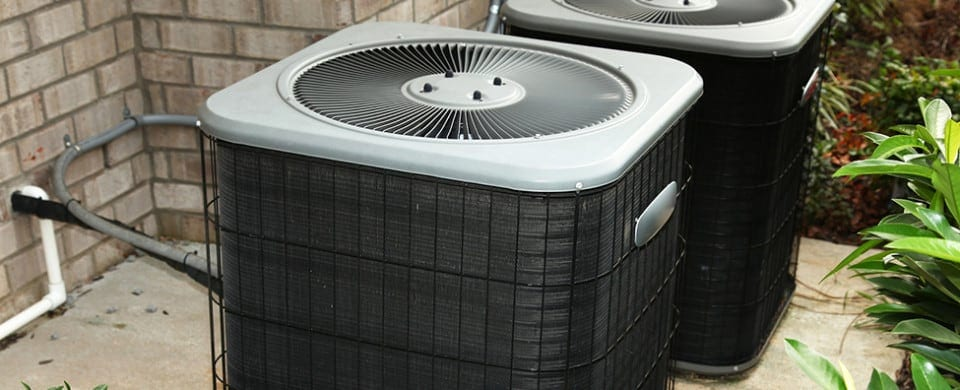 Residential Central AC unit