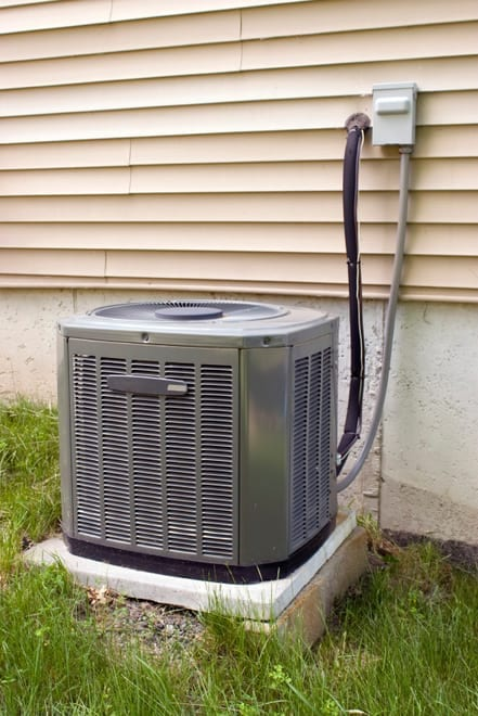 AC Service Unit in Goshen, Middletown, Warwick, Orange County NY