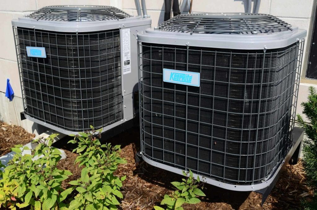 central AC in New York by Jones Services