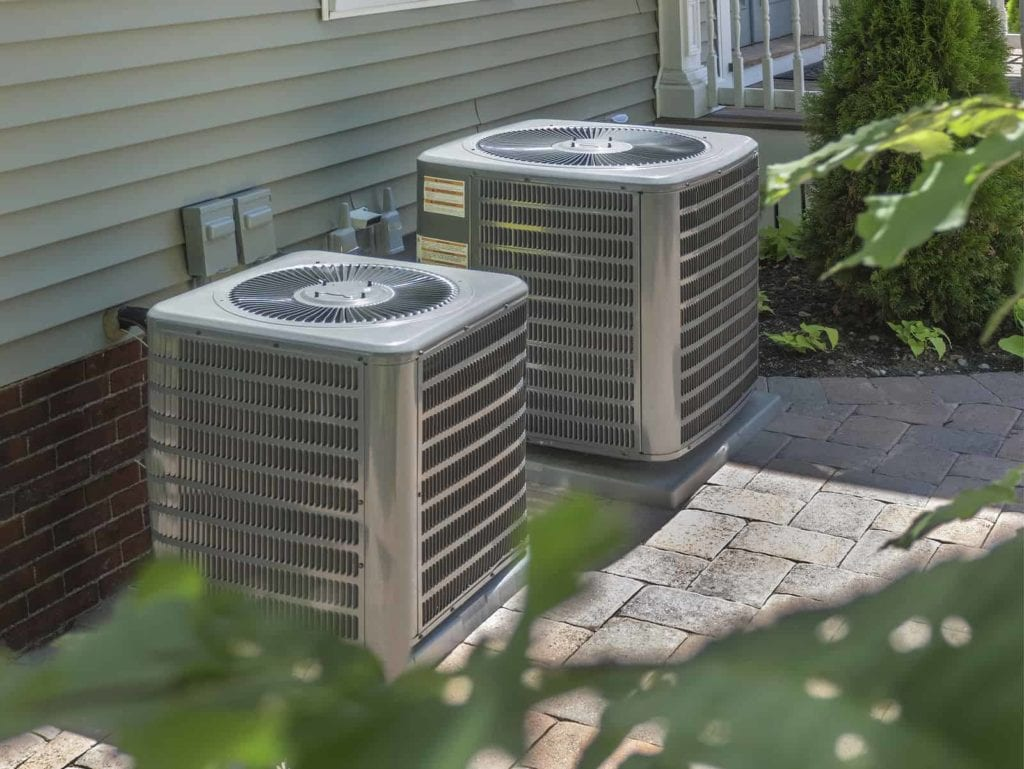 Heat pump in New York from Jones Services