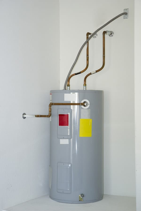 Free tankless water heater flush from Jones Services in Goshen
