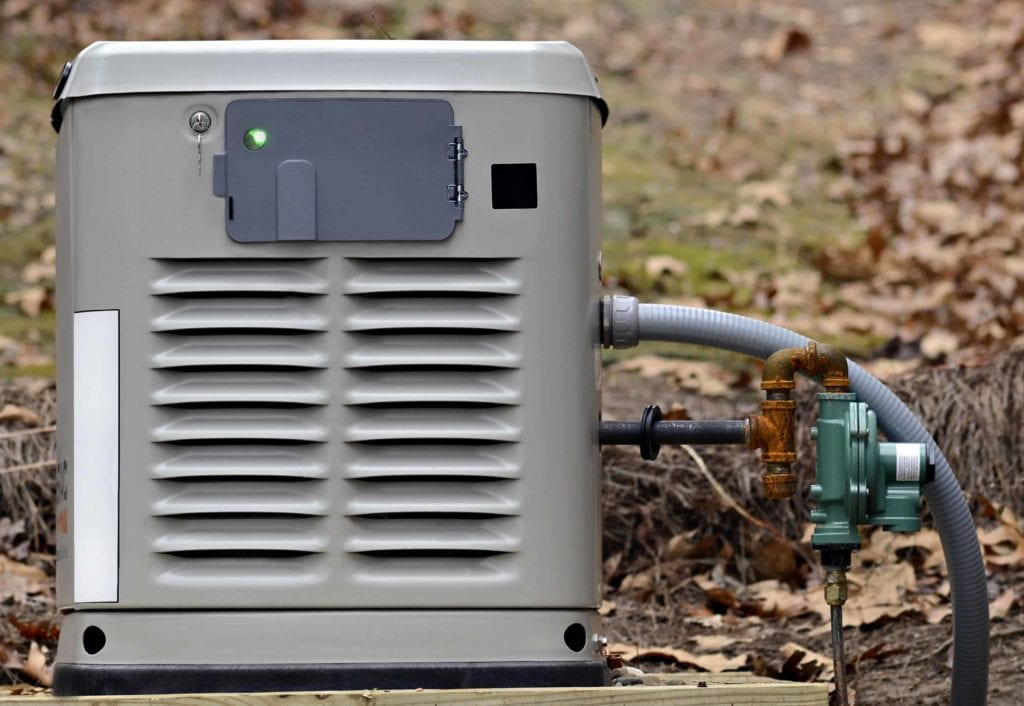 generator replacement in New York by Jones Services